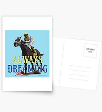 Always Dreaming: Kentucky Derby 2017 Postcards