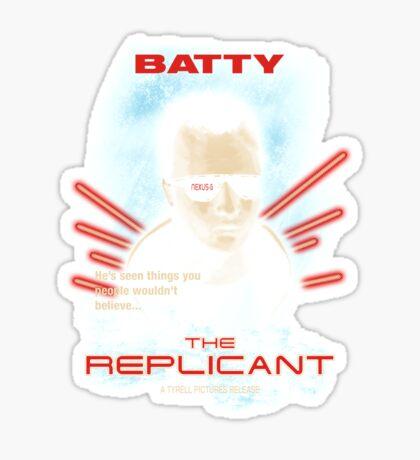 The Replicant Sticker