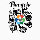 Recycle    by Andi Bird