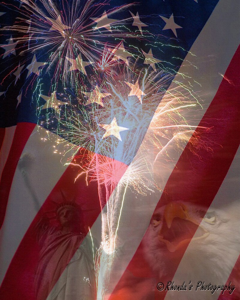 Independence day..... by Rhonda Ford