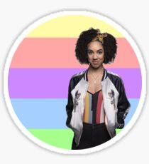 Bill Potts - Pastel Pride sticker Sticker