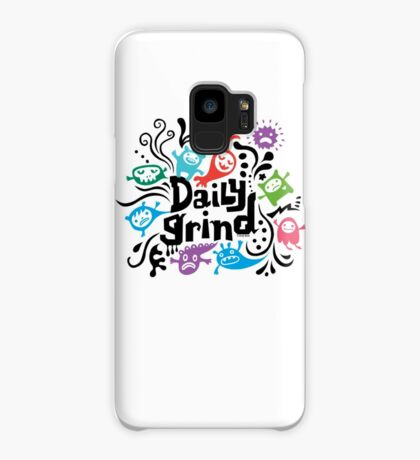 Daily Grind  Case/Skin for Samsung Galaxy