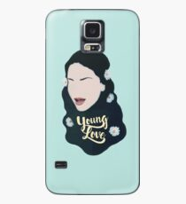 Young & in LOVE - Lana del Rey Case/Skin for Samsung Galaxy