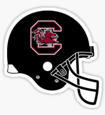 USC Helmet  Sticker