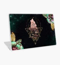 ACOWAR - Wolf Laptop Skin
