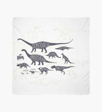 Assorted Dinosaurier Design Tuch