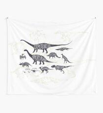 Assorted Dinosaurier Design Wandbehang