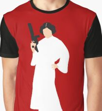 Princess Leia Graphic T-Shirt
