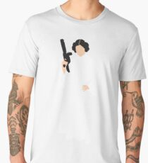 Princess Leia Men's Premium T-Shirt