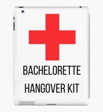 Bachelorette Hangover Kit iPad Case/Skin