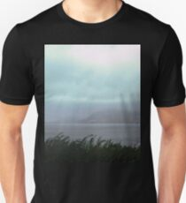Rainy day in Donegal, Ireland Unisex T-Shirt