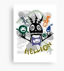 Hellion  Canvas Print