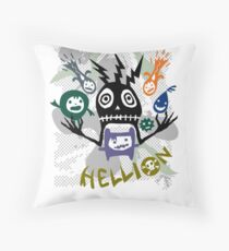 Hellion  Throw Pillow
