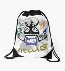 Hellion  Drawstring Bag