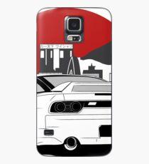 Nissan 180sx 240sx Meilleur Design de Chemise Coque et skin Samsung Galaxy