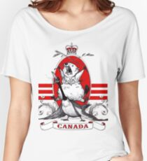 Canadian Pride! Women's Relaxed Fit T-Shirt