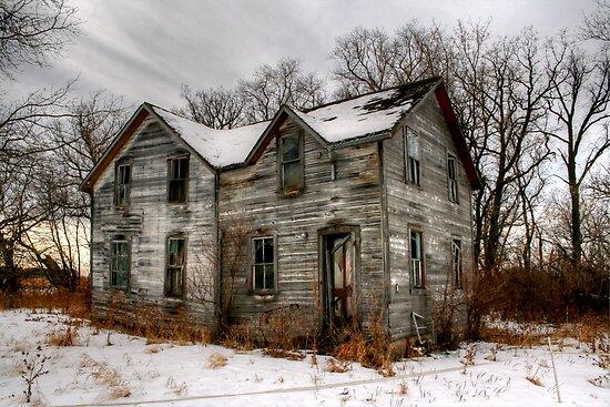 Wilkinson Homestead by Larry Trupp