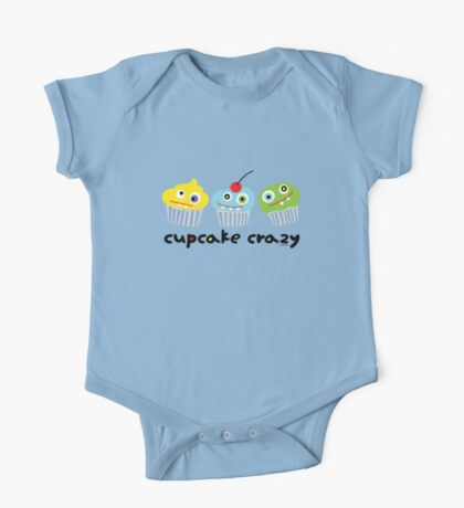 Cupcake Crazy  Kids Clothes