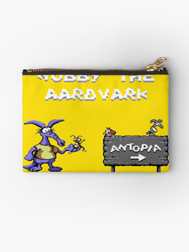 Gaming [C64] - Nobby the Aardvark by ccorkin