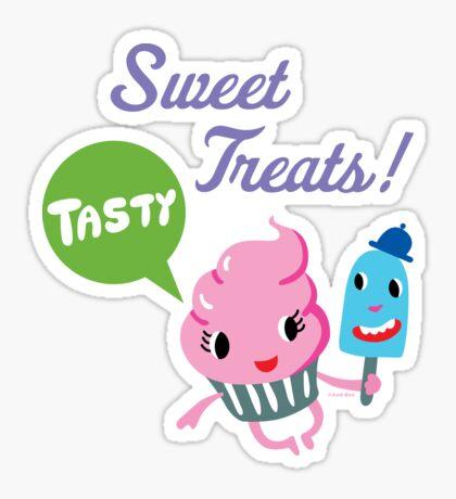 Sweet Treats   Sticker