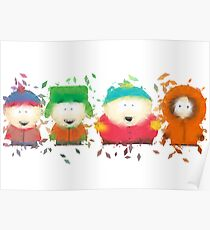 Southpark Poster
