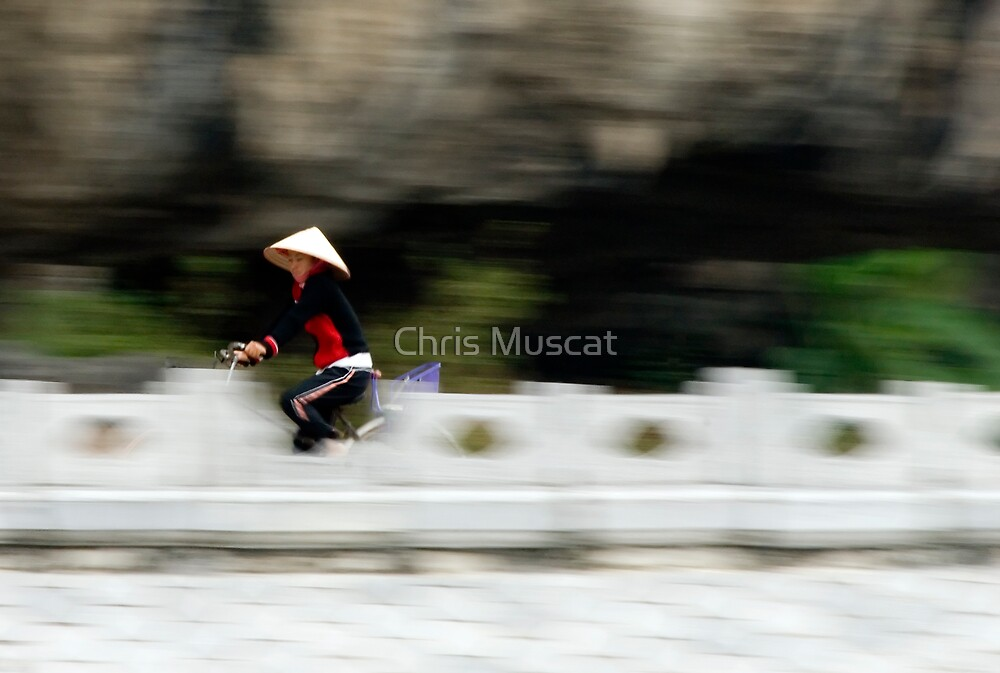 Tam Coc by Chris Muscat