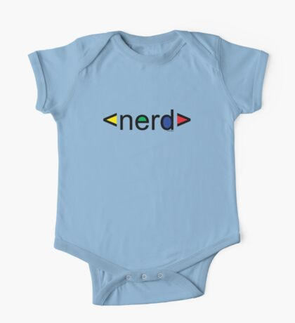 Nerd  Kids Clothes