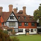 Elizabethan Mansion, Newchapel, Surrey von VoxCeleste
