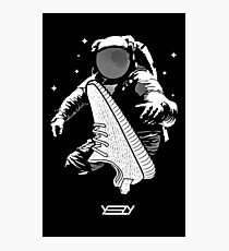 sneaker space Photographic Print