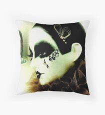 Pierrot Jacqueline Mcculloch Throw Pillow