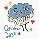 Cupcake Love by Andi Bird