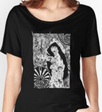 Maze by Allie Hartley  Women's Relaxed Fit T-Shirt