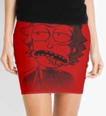 Rick Guevara (Rick & Morty) Mini Skirt