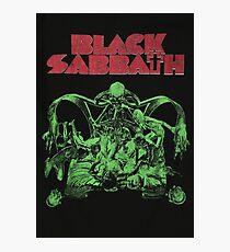 Classic-Heavy Metal Photographic Print