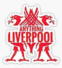 Anything Liverpool  Sticker
