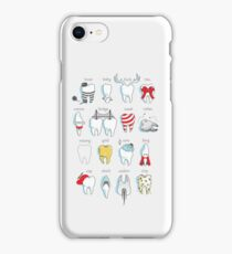 Dental Definitions iPhone Case/Skin