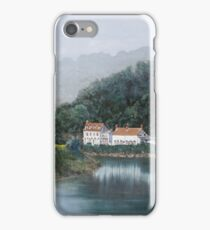 River Wye Wales iPhone Case/Skin