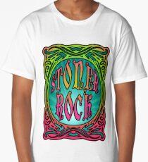 STONER ROCK - bright no leaf Long T-Shirt