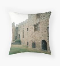 Ludlow Castle Throw Pillow