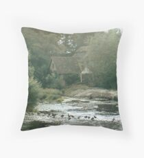 Ludlow Mill Throw Pillow