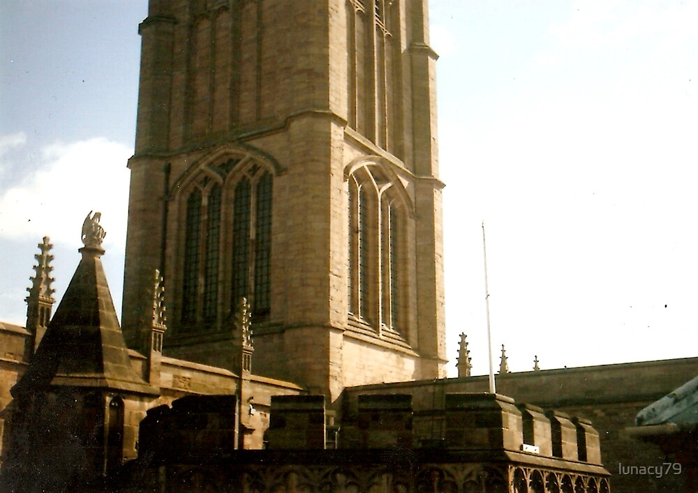 Parish of St Laurence by lunacy79