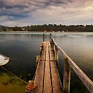 Quiet Morning, Merimbula, New South Wales, Australia by Michael Boniwell