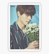 Jacob Flower (You) Sticker
