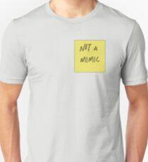 Not a Mimic Prey Unisex T-Shirt