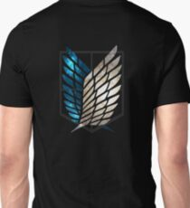 Survey Corps Galaxy Unisex T-Shirt