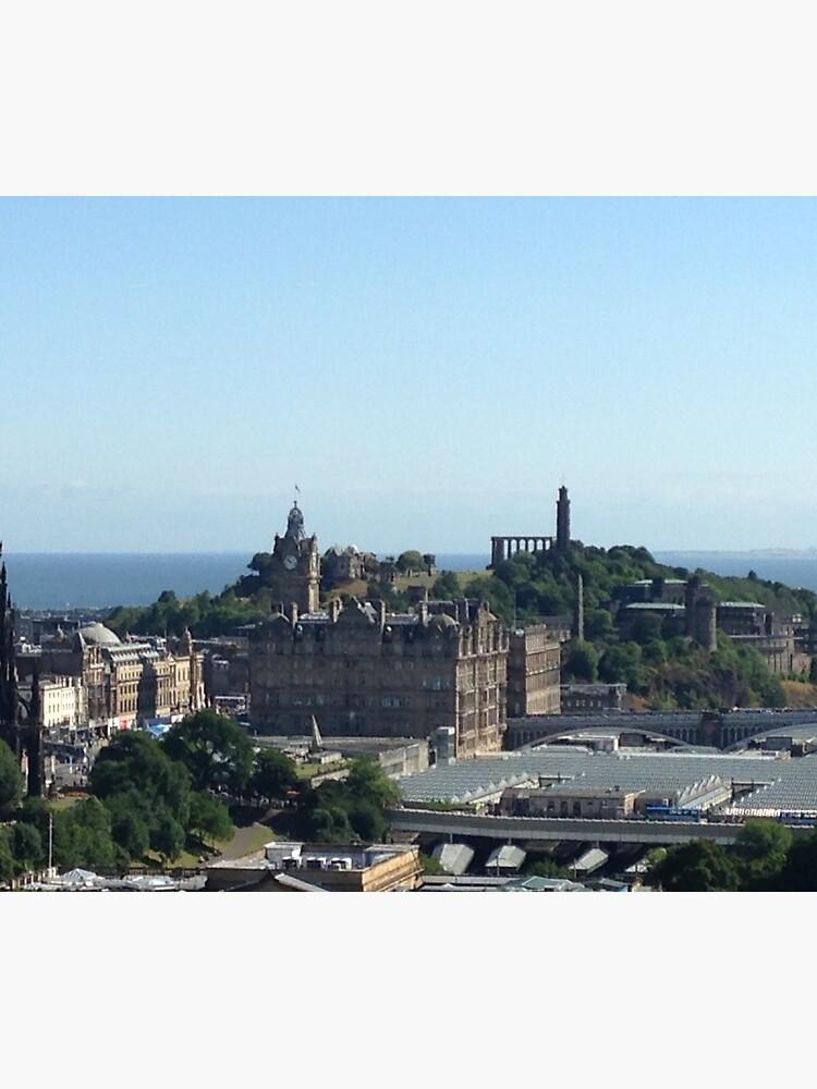 Edinburgh directions by robsteadman