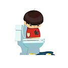 Baby Us: Toilet Boy by PunchingPandas