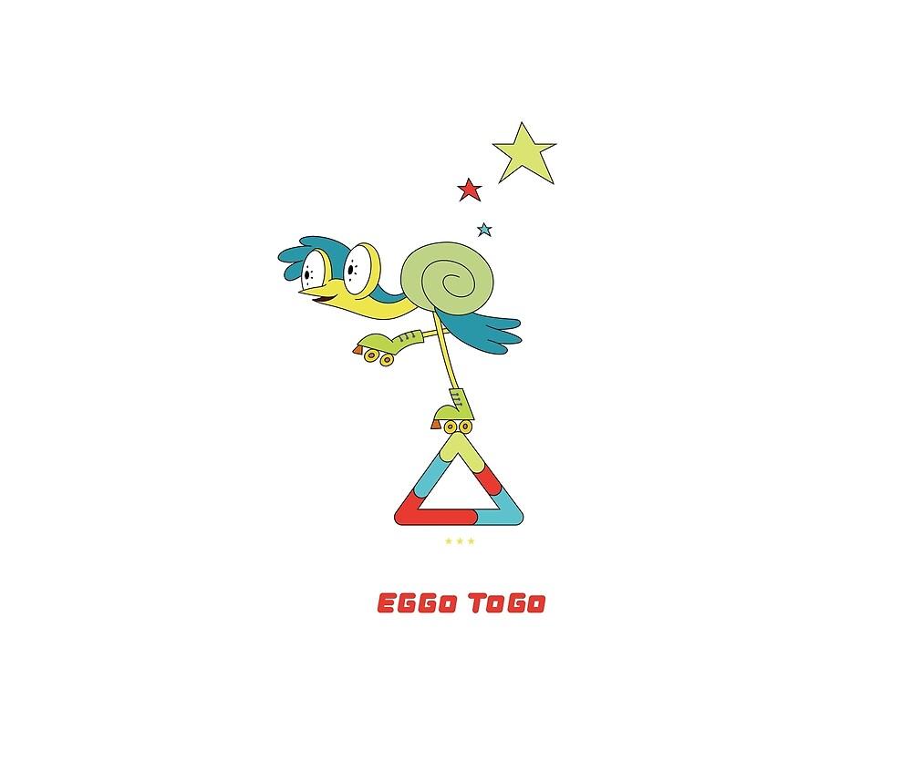 snail-T by EGGOTOGO