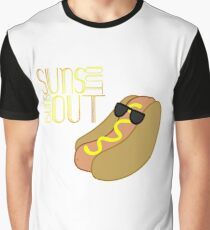 Suns Out Buns Out Graphic T-Shirt