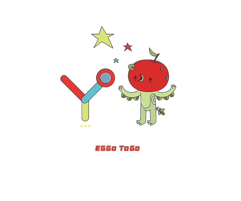 apple-T by EGGOTOGO